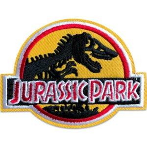 jurassic park tygmärke