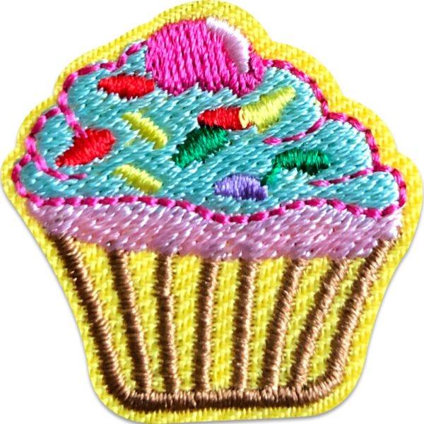 cupcake tygmärke