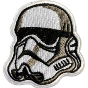 stormtrooper star wars tygmärke