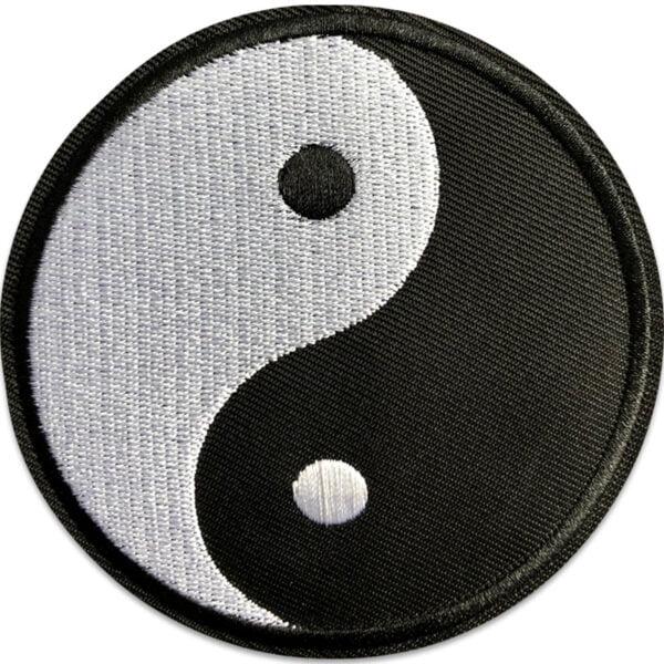 yin yang tygmärke