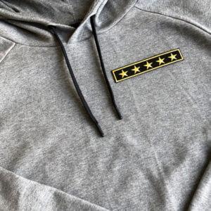 militärbeteckning general tygmärke tröja