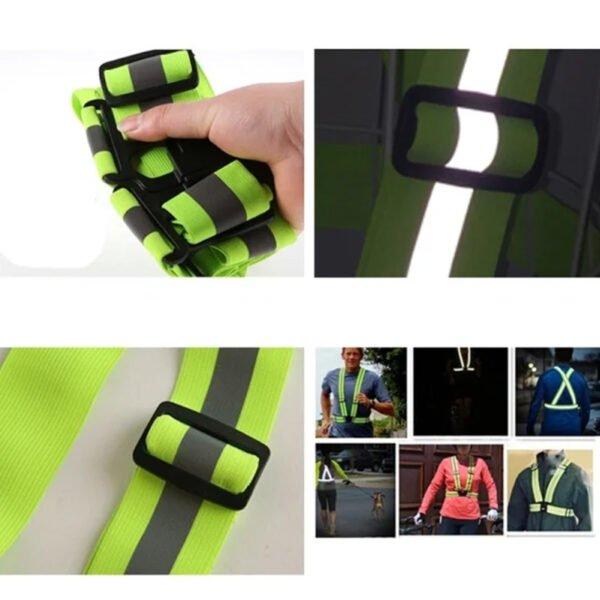reflexsele reflexband för barn och vuxna