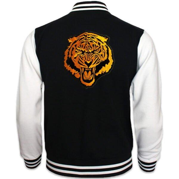 Stort brodyrmärke Tiger