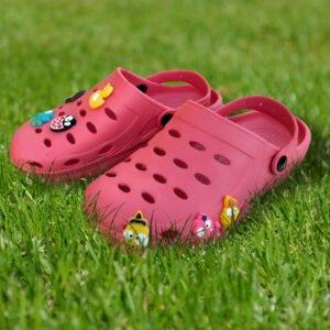 dekoration crocs