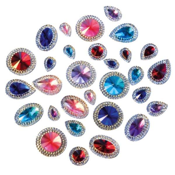 kristallstenar - till pyssel och dekorationer
