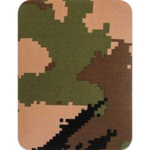 Kamouflage rektangel lagningslapp
