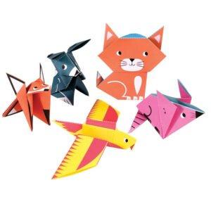 origami-kit för barn