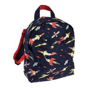 ryggsäck för barn raketer