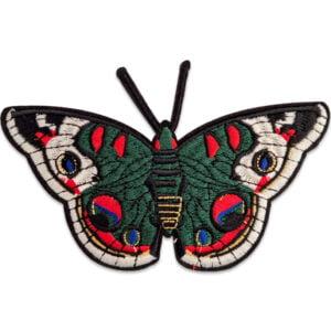 fjäril stor tygmärke