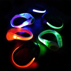 Sko-led belysning