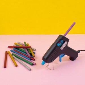 limstift glitter till limpistol 7 mm