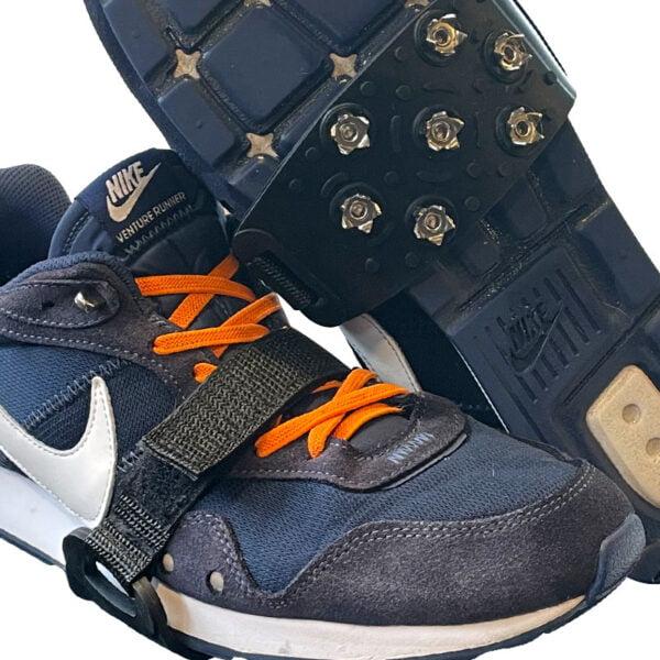 isdubbar till sneakers - enkla att få på