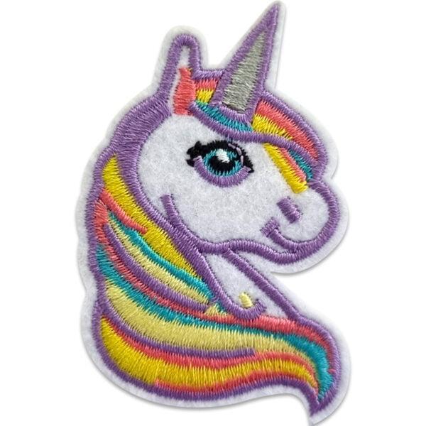 tygmärke enhörning pony