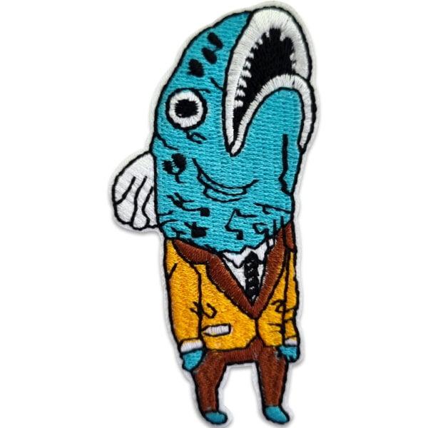 tygmärke fishhead