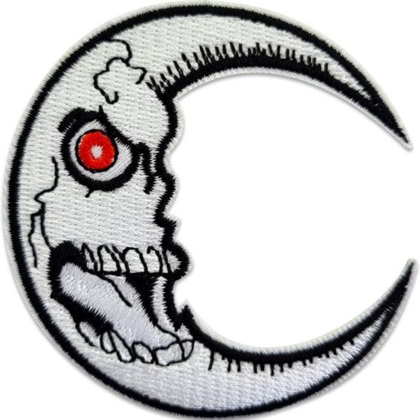 tygmärke läskig måne