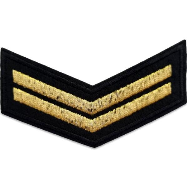 tygmärke militärmärke