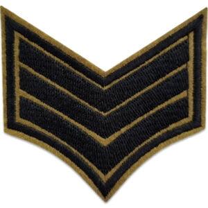 tygmärke militärsymbol