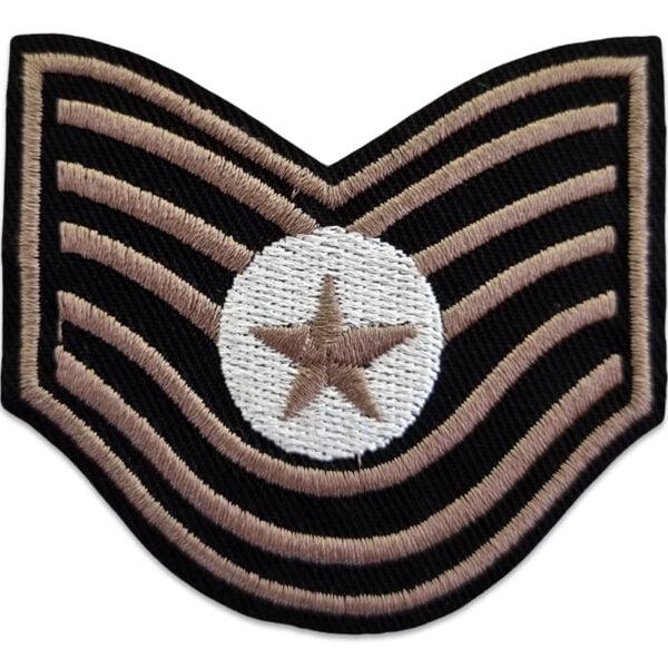 Tygmärke militär vinge
