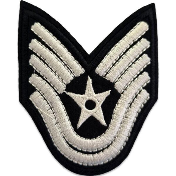 tygmärke militär emblem