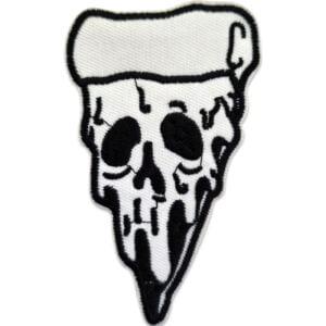tygmärke dödskalle pizza