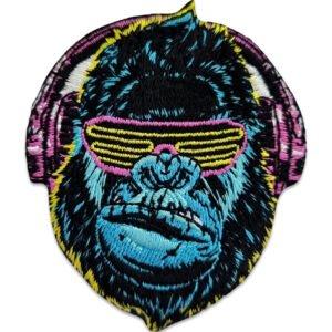 Tygmärke Gorilla DJ
