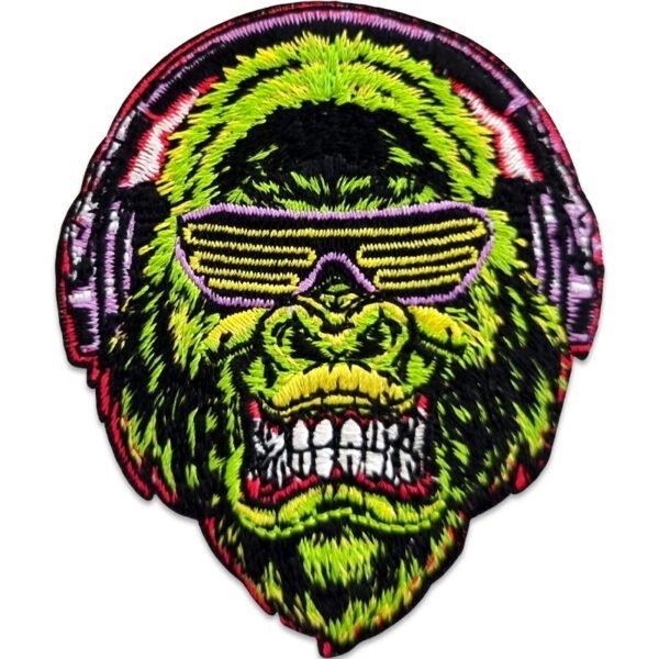 tygmärke gorilla musik