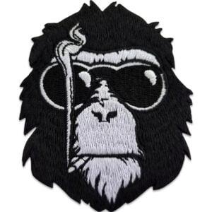 tygmärke cool schimpans