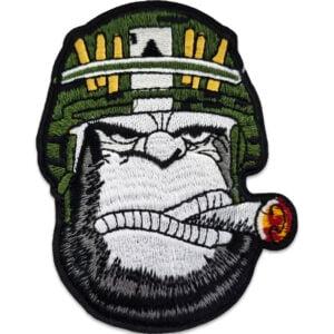 tygmärke gorilla vietnam